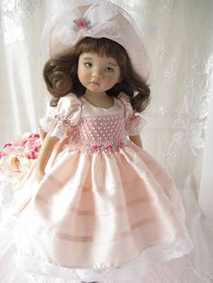 Little Darling Doll Outfit by Decidedly Romantic Doll Clothes Boutique