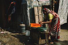 Life in Dhaka -