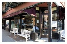 Café Angelique - Lovely place in NYC to have brunch or a relaxing afternoon break