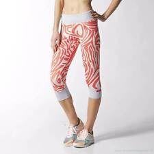 Authentic Adidas by Stella McCartney Womens Performance 3 4 Sports Capri  Tights Adidas Canada 53cc1c9d2a8