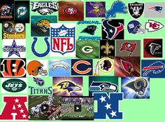NFL TEAMS | Publish with Glogster!