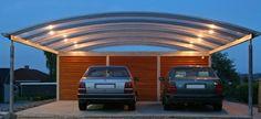Forhandler liste og ideer - dobbelt carport til to biler Tool Sheds, Garage, Patio, Shed Houses, Carport Garage, Garages, Car Garage, Carriage House
