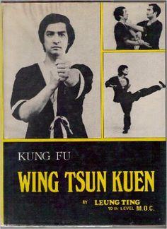 wing tsun book