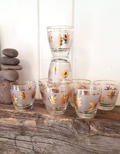 Une table en or by Francine on Etsy