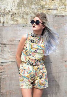Vintage Co-Ord Twin Set £22.00