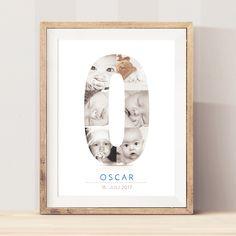 Design en plakat med den nyfødte. Alletiders gaveidé. Frame, Design, Home Decor, Pictures, Picture Frame, Decoration Home, Room Decor, Frames
