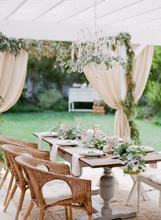 Organic Ivory Wedding Inspiration - Inspired By This
