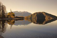 Lake Wanaka dusk