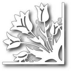Tutti Designs - Cutting Die - Tulip Corner