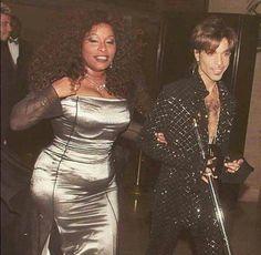 Chaka and Prince