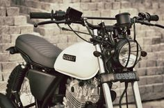 if this isn't the MOST beautiful suzuki ex-gn250 what is it?