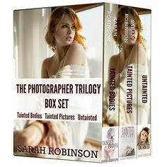 Right now The Photographer Trilogy  by Sarah Robinson is $0.99- BOOKBUB