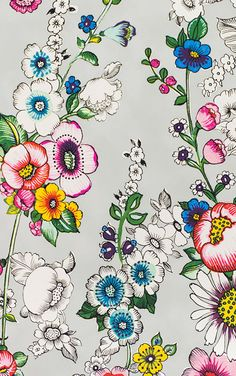 オランダのEijffinger(アイフィンガー)社。<br><br>オランダで100年以上の歴史を持つ老舗ブランド。様々な素材、技法を用いて生み出される壁紙はこのブランドならではの強い個性を主張します。そのデザインは大胆な色使いと組み合わされ、Eijffingerの世界を創り出しています。IBIZAコレクション。カタログを開くと目に飛び込んでくるのは色鮮やかに描かれた花。太陽があなたの肌を温めてくれるような、ポジティブなヴァイヴを詰め込んだオススメの1冊。