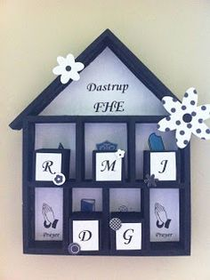 Ideas for family home evening lds