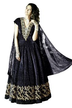 Buy Now Black Velvet Floor Length Anarkali Indo Western Salwar Suit only at Lalgulal.com  Price :- 5,845/- inr. To Order :- http://bit.ly/ZF15004 COD & Free Shipping Available only in India #anarkalis #anarkalisuits #anarkali #allthingsbridal #designersuits #bridalsuits #ethnicfashion #celebrity #shopping #fashion #bollywood #india #indiafashion #bollywooddesigns #onlineshopping #bollywoodsuits #partywear #collection #wedding #designer #womenswear #indiandesigner #bollywoodfashion