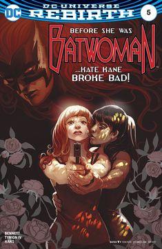 Batwoman vol 3 #5