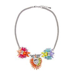 Colorful Personality necklace