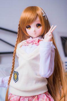 Mirai Suenaga Smart Doll by Ayane Nana