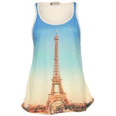 Hearts & Bows Cream Eiffel Vest