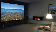 TV vs. projection: Your TV is too tiny | TV and Home Theater - CNET Reviews