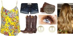 """""""Summer 2013"""" by small-town-country-gurl on Polyvore"""