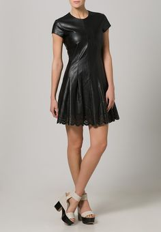 Set - Cocktailkleid / festliches Kleid - black
