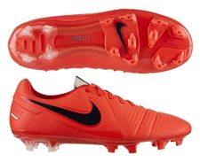 Nike CTR360 Maestri III FG Soccer Cleats - Bright Crimson Nike Soccer 8fe6e982f376
