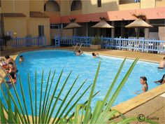 Pour vous rafraichir, la résidence du Port de Leucate, vous propose une piscine extérieure !