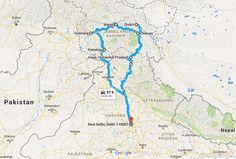 Leh-Ladakh-Road-Trip-Itinerary-Map