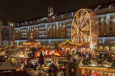 Mercado natalino de Dresden, Alemanha