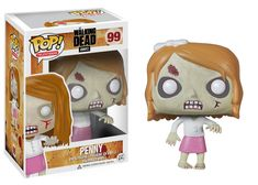 Funko Pop! TV: The Walking Dead - Penny