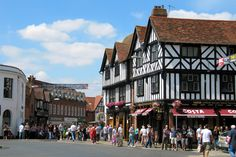 compare hotels in stratford upon avon