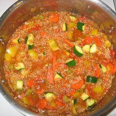 Peruvian Quinoa Stew....(Vegan/Vegetarian) Recipe