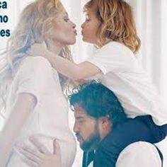 Paulina Rubio se molesta con Bazúa por foto