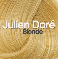 "JULIEN DORE Artwork ""Blonde"" 2ème single, extrait de BICHON (Album)  Graphisme, DA > Christine Massy WAF! Retouches >Antoine Melis"