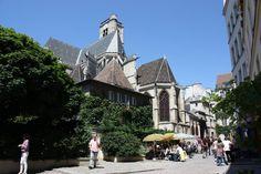 Eglise Saint Niclas, Le Marais, Paris