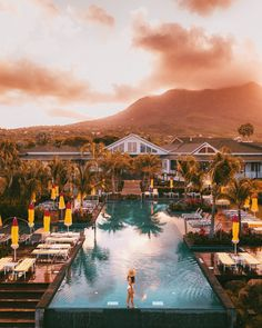 Welcome to the beautiful Four Seasons Resort Nevis, a tropical paradise in the West Indies of the Caribbean! Here's everything you need to know about food and dining on property, the spa, the pools and beach, and getting there. | Caribbean Travel | Luxury Hotels | #beaches #paradise #island