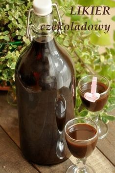 Chocolate Liquor, Smoothie Drinks, Food Inspiration, Whiskey Bottle, Food And Drink, Cocktails, Menu, Yummy Food, Favorite Recipes