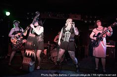 The Pixeleye Blog by Dirk Behlau:  Thee Merry Widows - Live / Fotos