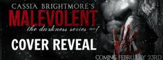 Smut Fanatics: Malevolent by Cassia Brightmore Cover Reveal & Giveaway