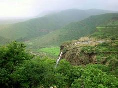 Find out more about Oman - travl.to/ukxKy Sultanate Of Oman, Salalah, Sandy Beaches, Coastal, Country Roads, River, Mountains, Plants, Outdoor