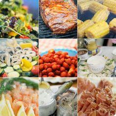 Swedish Midsummer Food