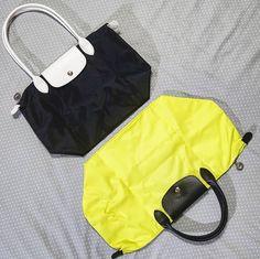 LONGCHAMP Le Pliage bag | instagram: @quennandher | https://instagram.com/quennandher