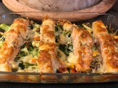 Middagstips Lavkarbo – outdoorkids Low Carb Recipes, Food And Drink, Keto, Chicken, Tips, Low Carb, Advice, Buffalo Chicken, Rooster