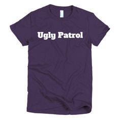 This might not be a very nice shirt. Some people probably won't even get it. But you do, right? The American Apparel t-shirt is the smoothest and softest t-shirt you'll ever wear. Made of fine jersey,