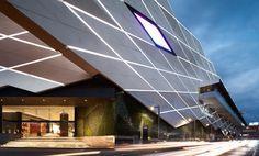 Toreo Parque Central Mall by  Sordo Madaleno Arquitectos