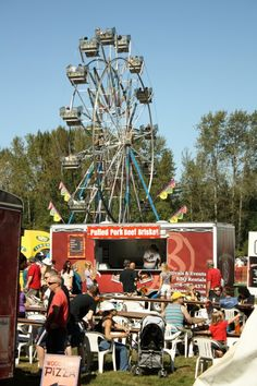 4th Annual Old Fashioned Fall Fair Country Celebration at Campbell Valley Regional Park in Langley BC