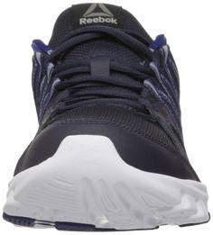 28522f2fbfa9 Reebok Womens Yourflex Trainette 8.0 WS PL MT CrossTrainer Shoe Purple  Delirium Pigment Purple