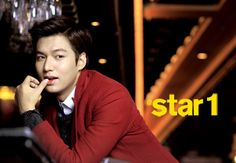 Previous batches of Lee Min Ho's December spreads in @star 1 may be viewed here: 1st batch; 2nd batch; and 3rd batch. . . . Source   @star 1 .