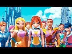 Winx Club:Magical Adventure! Nick Dub! (FULL MOVIE)